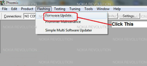 How to Flash your Nokia device via Phoenix USB Dead Flashing